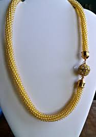beaded necklace clasps images 113 best beaded kumihimo necklaces images bead jpg