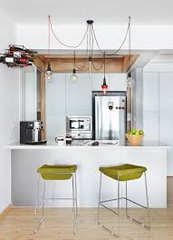 hanging lamps for kitchen four hanging chandeliers modern silver microwave laminated snow