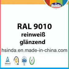 china ral color ral 9010 pure white powder coating china powder