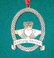 celtic ireland pewter ornaments decorative ornaments