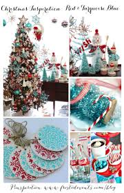 Teal Blue Christmas Tree Decorations by Awesome Christmas Tree Decorating Ideas In Pastel For Console