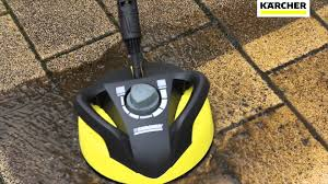 Patio Scrubber by Karcher T300 Surface Cleaner For Decks Driveways Etc New For
