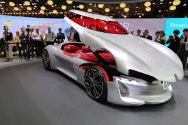 renault trezor renault trezor the best car design of 2016 so far