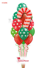 balloon delivery milwaukee christmas balloon bouquets delivery by balloonplanet