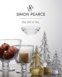 simon pearce gifts free gift with simon pearce fraîche on the avenues