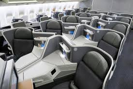 American Airlines Comfort Seats Aa Retires Its Last 777 Angle Flat Business Class Seats