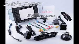 capacitive touch screen 2006 2011 mercedes benz clk270 320 350