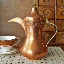 turkish home decor online antique turkish copper coffee pot copper pinterest coffee