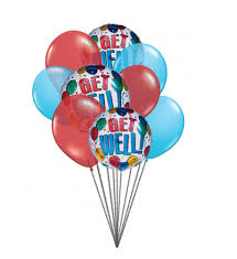 get well soon balloons delivery get well soon balloons send bunch of get well soon balloons shows