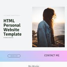 100 html5 navigation menu template left sidebar free css