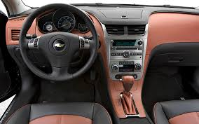 2008 Silverado Interior 2008 Chevy Malibu Ltz Quick Test Motor Trend