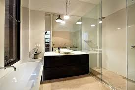 Bathroom Lighting Melbourne Touch Of New York Loft Style Warehouse Conversion In Melbourne