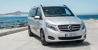 luxury minivan 2015 mercedes benz v class pricing and specifications