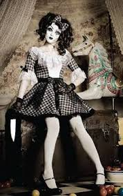 Scary Baby Doll Halloween Costume Wind Dolly Creepy Doll Costume Leg Avenue Inset 2