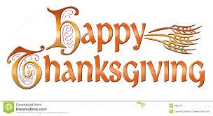 happy thanksgiving clip wording festival collections