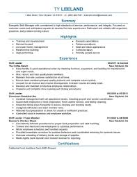 modern resume exles for executives 11 amazing management resume exles livecareer