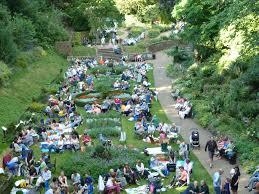 helmsley walled garden tulips and vine house galleries garden trends