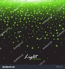 abstract falling lights background light curtain stock vector