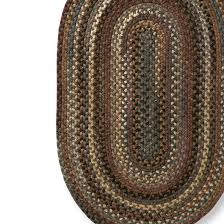 Ll Bean Outdoor Rugs bean u0027s braided wool rug oval chesnut barstow family room
