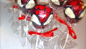 spiderman cake pops cakecentral com