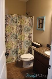 curtains floral pattern shower curtains kohls for bathroom