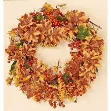 autumn wreath fall wreaths you ll wayfair