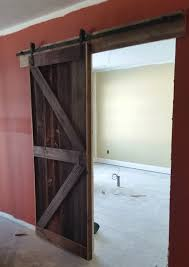 Barn Door Room Divider British Brace Barn Door Room Divider Made To Order From