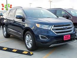 new 2017 ford edge sel sport utility in port lavaca bb16247