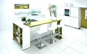 ilot cuisine avec table coulissante ilot cuisine table ilot cuisine table design cuisine ilot studio