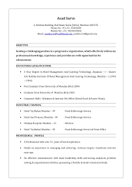 Indeed Resume Examples by Resume Asad Surve Doc