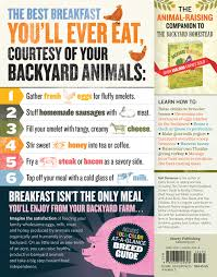 The Backyard Chicken by The Backyard Homestead Guide To Raising Farm Animals Choose The