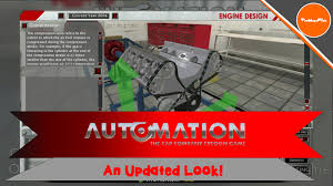 game design your own car build your own cars automation the car company tycoon game