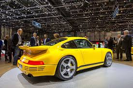 porsche ruf ctr 2017 5 must see cars from the 2017 geneva motor show u2013 kanikachic at