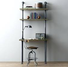 under desk shelving unit desk and shelving unit shelves awesome shelving unit wall desk shelf