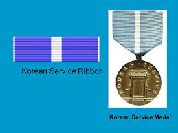 korean service ribbon korean conflict players peninsula size of mississippi indiana