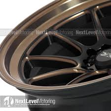lexus xxr xxr wheels 557 15x7 flat black bronze rims