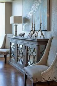 wood and mirrored console table wood mirrored console table contemporary hotelagunazulpanama com