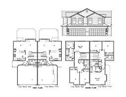 duplex floor plans houses flooring picture ideas blogule