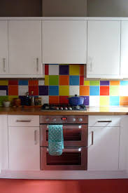 colorful kitchen backsplashes tiles for kitchen