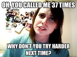 Over Obsessive Girlfriend Meme - meme over obsessive girlfriend image memes at relatably com
