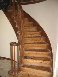 hardwood stairs refinishing ann arbor michigan