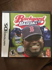 Backyard Baseball Ds Backyard Baseball Ds Ebay