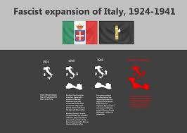 Italian Fascist Flag Maps Of Fascist Expansion Of Italy 1924 1941 By Yamalama1986 On
