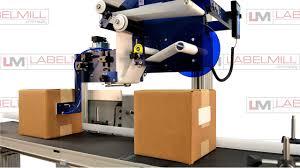 manual label applicator machine lm 4005 automatic label applicator u2013 label mill