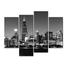 Picture Of Home Decoration Amazon Com 4 Pieces Modern Canvas Painting Wall Art The Picture