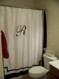 bathroom curtain ideas for shower bathroom shower curtain ideas with acrylic drop in bathtub also