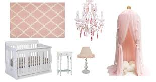 Princess Nursery Decor 25 Princess Nursery Decor Ideas Fit For Baby Royalty Pink White