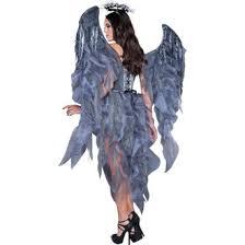 Fallen Angel Halloween Costume Acomes Rakuten Global Market Desire Dark Angel Female