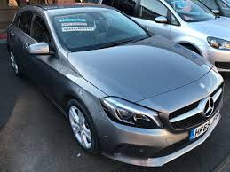 used mercedes for sale used 2015 mercedes benz a class 1 5 a180 d sport premium 5dr for