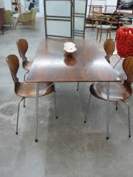 Arne Jacobsen Dining Chairs Arne Jacobsen Los Angeles Modern Auctions